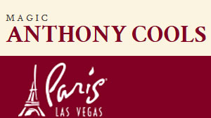 Anthony Cools Las Vegas