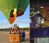 Las Vegas Sunrise Hot Air Balloon Ride