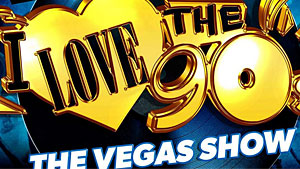 love the 90´s Las Vegas show