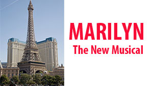 Marilyn New Musical Las Vegas