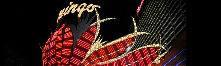 Flamingo Hotell Och Kasino I Las Vegas