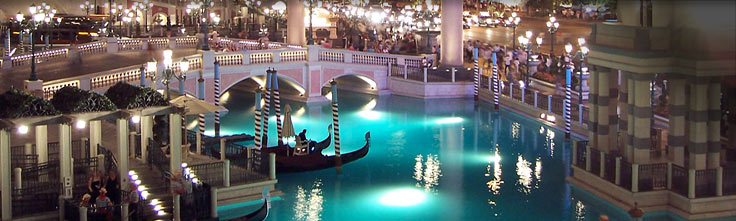 Las Vegas - Venetian hotel and casino.