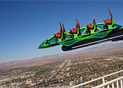 X-Scream, Stratosphere Hotel